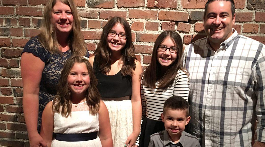 Huff Family 2016