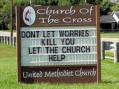 church help